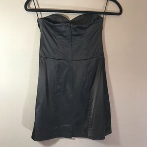 H&M Little Black Strapless Dress